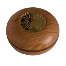Perth Mint Timber Paperweight