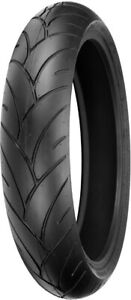 Advance 005 120/70ZR-17 Shinko 87-4010 Front Motorcycle Tire