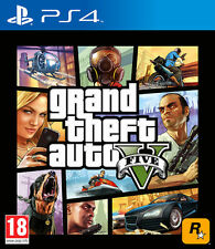 Grand Theft Auto V - PS4 ITA - NUOVO SIGILLATO  [PS40054]