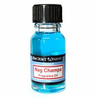 Scented Fragrance Oils For Home Oil Warmers Burners Diffuser- 10ml NAG CHAMPA