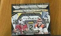 Panini Prizm NFL 2020 FOTL Hobby Box - 1st Off The Line - In Hand SHIPS TODAY!!!