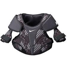 New Nike Vapor Lt Adjustable Black Lacrosse Chest & Shoulder Pads Size X-Small