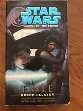 Star Wars Legacy of the Force - Legends: Exile 4 by Aaron Allston (2007, PB)