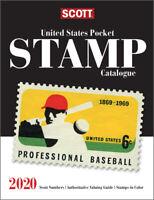2020 Scott U.S. Stamp Pocket Catalogue