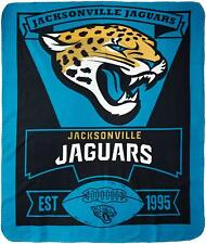 "Jacksonville Jaguars 50"" x 60"" Marque FleeceThrow Blanket by Northwest"