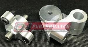 Toyota 2JZ 2JZGTE 2JZGE X2P Billet Aluminum Timing Belt Tensioner Bracket Combo