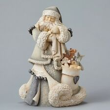 Foundation with Karen Hahn Santa with Baby Jesus Masterpiece-4047696