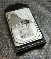 "1TB Dell D3YV6 F456D Toshiba MG03ACA100 6Gb/s 7.2K 3.5"" SATA Hard Drive & Caddy"