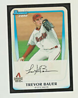 2011 Bowman Draft Prospects #BDPP9 TREVOR BAUER RC Rookie Dodgers QTY AVAILABLE