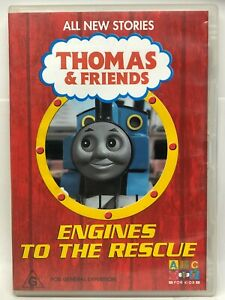 Thomas & Friends - Engines To The Rescue - DVD - AusPost with Tracking