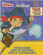 Disney Jake and the Never Land Pirates Mini Sticker Book