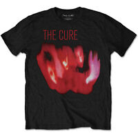The Cure Pornography Official Merchandise T-Shirt M/L/XL - Neu