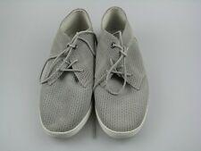 BUGATTI j6428-3 Sneaker donna in grigio pelle TGL 40