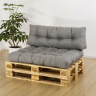 Pallet Garden Furniture Cushion Cover Seat Pad Back Sofa Bench Indoor Outdoor Uk