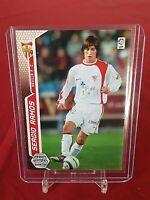 Sergio Ramos Sevilla Real Madrid Megacracks 2006/07 2nd Rookie Card