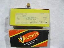 CARBIDE INSERTS. VALENITE. 10 PCS. V-BOTTOM  HC0718  NEW. Now just $4 per insert