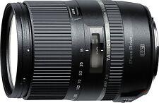 Tamron AF 16-300mm f3.5-6.3 Di Ii Vc Pzd Macro Lente adapta a las cámaras Nikon