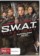S.W.A.T - Firefight (DVD, 2011)