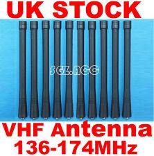 10x VHF Antenna For Motorola Radio Walkie Talkie GP280 GP300 GP320 GP330 GP340
