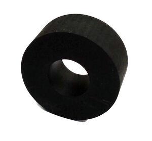 "Herco Precision Neoprene Rubber Bushing - Wheel (1-1/4"" OD x 3/4"" ID x 1/2"" H)"