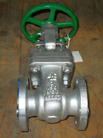 """QUICK OPENING GATE VALVE BRONZE 2/"""" NPT 200 WOG LEVER OPERATED NEW /<615WH"""