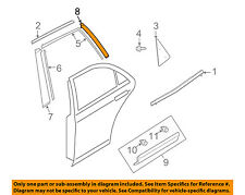 MAZDA OEM 07-15 CX-9 Exterior-Rear-Tape Right TD11508V4C