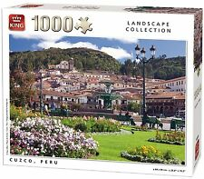 1000 Piece Landscape Collection Jigsaw Puzzle - CUZCO, PERU INCA EMPIRE 05387