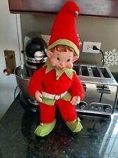 Vintage Elf Pixie Doll RARE