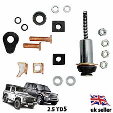 LAND ROVER DISCOVERY DEFENDER TD5 2.5 STARTER MOTOR FIX DENSO SOLENOID REPAIR
