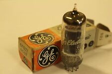 6FQ7 / 6CG7 GE VINTAGE TUBE - NOS IN BOX