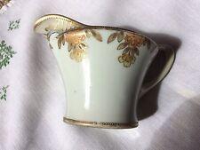 Vintage Hand Painted Nippon Bone China Gold Design Creamer