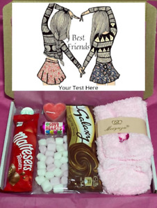 Personalised Gift Letterbox Gift Pamper Spa Day Self Care Package Hug In A Box
