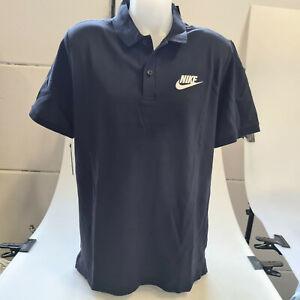 Nike Poloshirt Sportswear Herren Gr. L (909746-010)