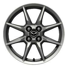 Genuine Mazda MX-5 2015-onwards 16inch Alloy Wheel - ONE ONLY - # 9965-G3-6560