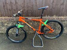 Orange Crush XL Frame. 27.5 Hope Wheels. 2.30 Maxxis Tyres. RRP £2600