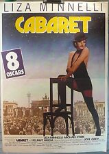 Affiche Cabaret Liza Minelli  Michael York, World FREE Shipping*