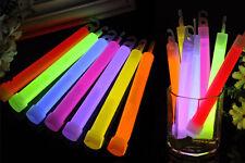 1/3/5x Glow Sticks fiesta collar luz surtidos acollador favorece el Rave de nstG