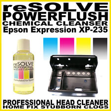 Epson Expression XP235 : Professional Printhead Cleaner reSOLVE