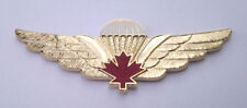 CANADIAN PARATROOPER WINGS Military Veteran Hat Pin 16122 HO