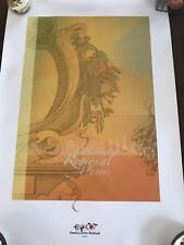 Disney poster 24x36 Epcot Food and Wine 2006