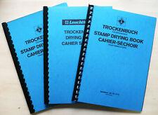 3 x LEUCHTTURM Trockenbuch TR DIN A4 Format. Neu aus Ladenauflösung