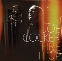 JOE COCKER Fire It Up CD BRAND NEW