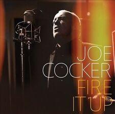 Fire It Up by Joe Cocker (CD, 2012, Columbia (USA))