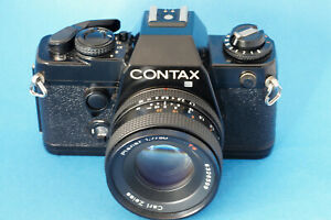 Contax 139 Quartz  + Carl Zeiss Planar 1,7/50