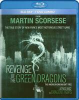 REVENGE OF THE GREEN DRAGONS (BLU-RAY + DVD) (BLU-RAY) (BILINGUAL) (BLU-RAY)
