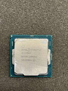 Intel Core i7-7700T @ 2.90GHz, SR339, Processor
