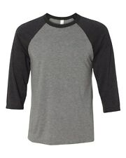 Bella Canvas 3200 Unisex Baseball T-shirt
