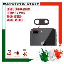 Apple Vetro Lente Fotocamera Posteriore + Biadesivo per iPhone 11 - Nero