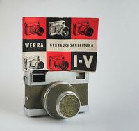 Carl Zeiss Jena Werra II mit Tessar 2,8/50mm