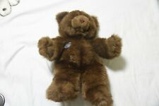 Gund Collectors Classic Limited Edition 1983 Bear Polyester Fibers Dark Brown